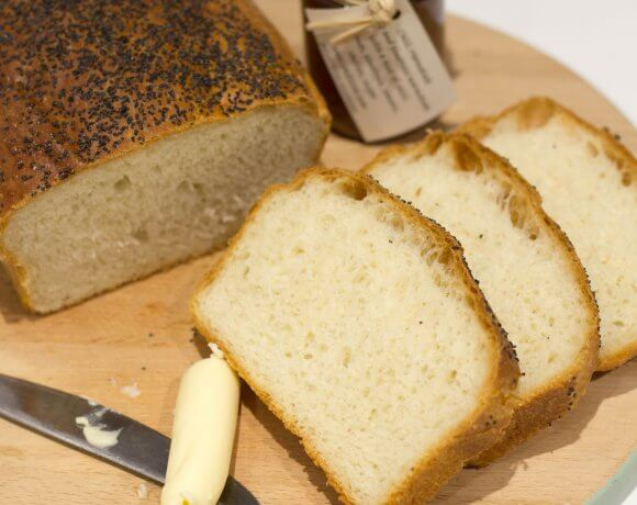 Basic Soft White Bread