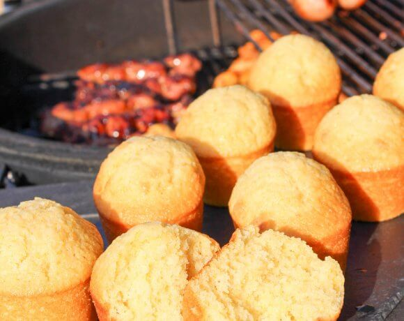 The Ultimate Cornbread Muffins.